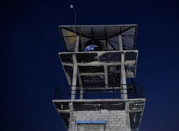کمپ داعش 3 - تصاویری از کمپ داعش در سریلانکا