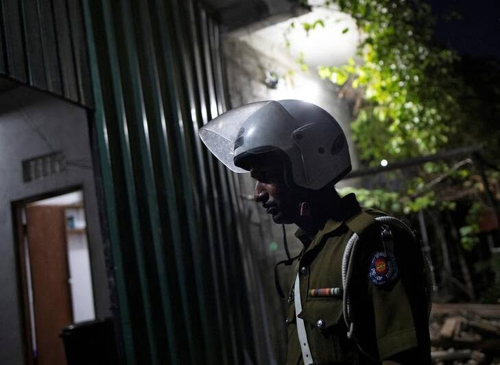 کمپ داعش 6 - تصاویری از کمپ داعش در سریلانکا