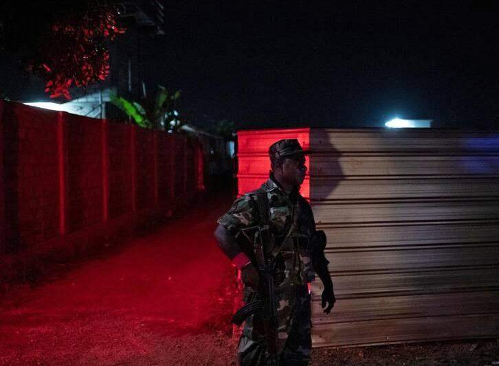 کمپ داعش 7 - تصاویری از کمپ داعش در سریلانکا