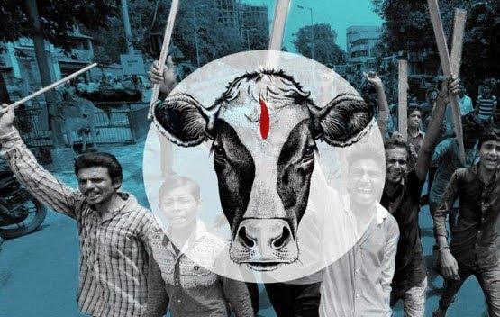گاوپرستان - لت و کوب مسلمانان توسط هندوها بخاطر خریدن گوشت گاو