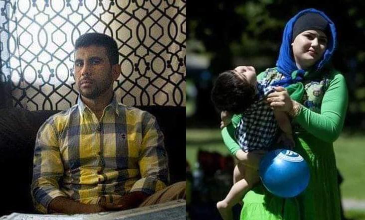 آرزو کاشفی - مثله کردن اعضای بدن یک زن افغان در امریکا + عکس