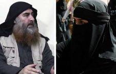 ابوبکرالبغدادی 226x145 - حرکت انتحاری زن داعشی علیه ابوبکر البغدادی