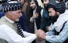 اشرف غنی طالبان 226x145 - تاکید نماینده گان امریکا، چین، روسیه و پاکستان بر آغاز مذاکرات میان ارگ و طالبان