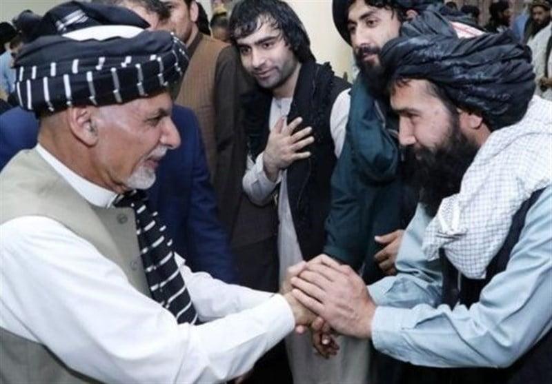 اشرف غنی طالبان - انتقام سخت اشرف غنی از طالبان!!!