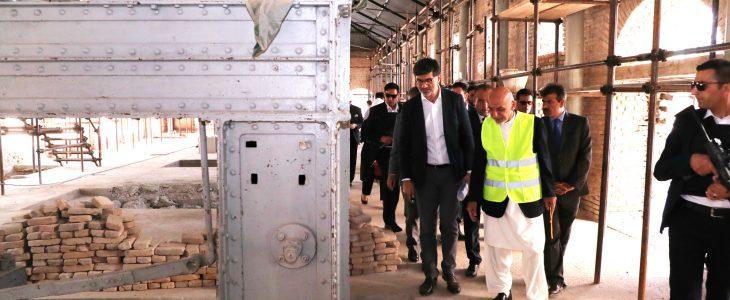 اشرف غنی - مژده رییس جمهور غنی به کابلیان