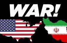 امریکا ایران 226x145 - از حمله راکتی ایران به طیاره امریکایی تا حمله نظامی واشینگتن به تهران