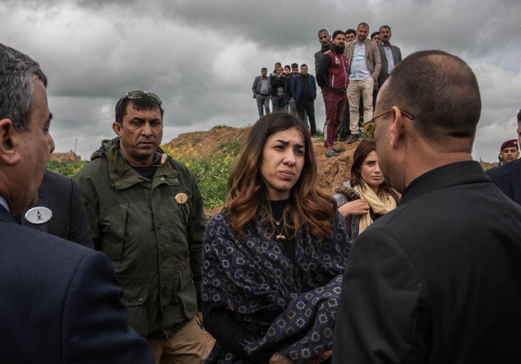 ایزدی 3 1024x716 - این زن ۲ سال برده جنسی داعش بود! + تصاویر