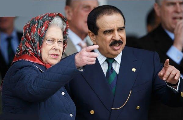 بریتانیا بحرین - ابراز نگرانی بریتانیا از وضعیت حقوقبشر در بحرین