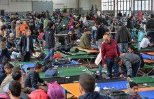 جرمنی پناهجو 226x145 - شورش پناهجویان در جرمنی