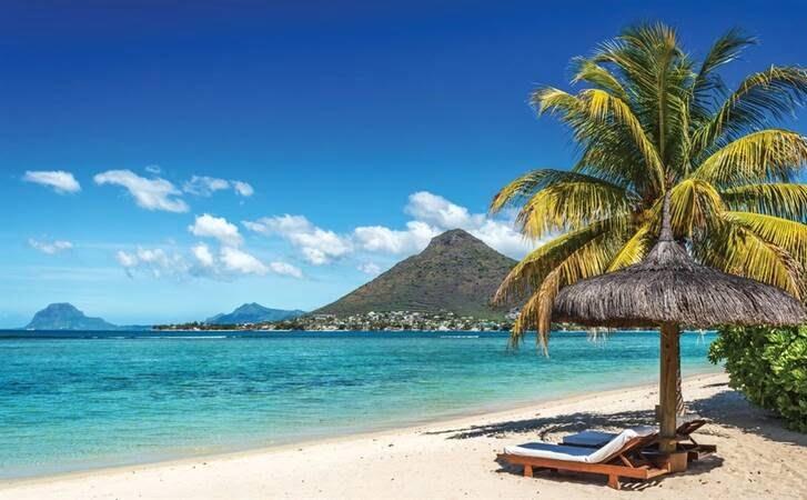 جزیره3 - جزیره زیبای موریس به روایت تصاویر