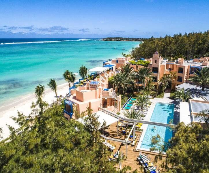 جزیره6 - جزیره زیبای موریس به روایت تصاویر