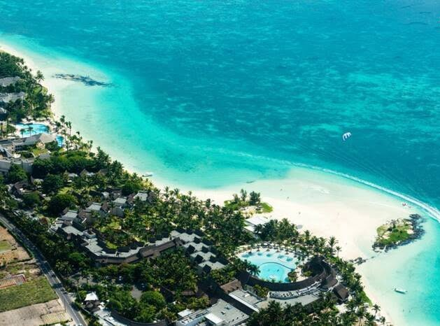 جزیره7 - جزیره زیبای موریس به روایت تصاویر