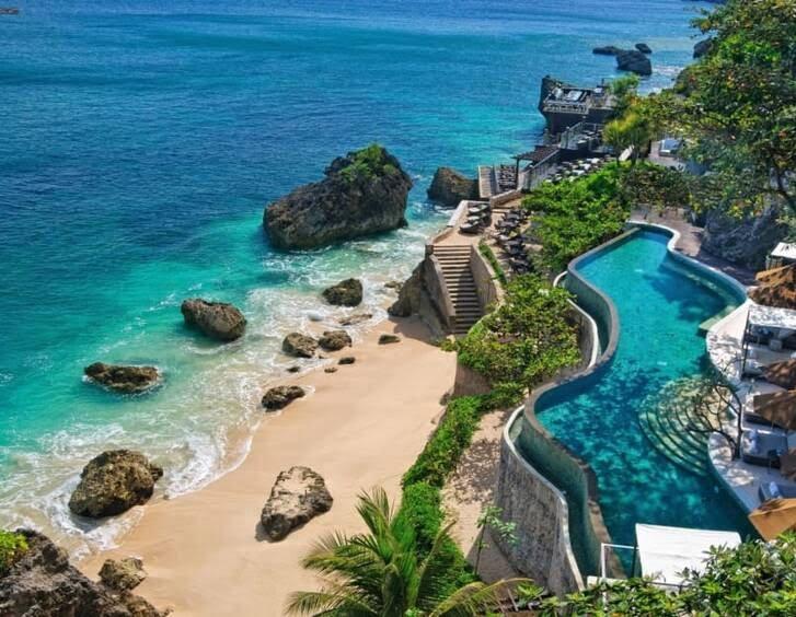جزیره8 - جزیره زیبای موریس به روایت تصاویر