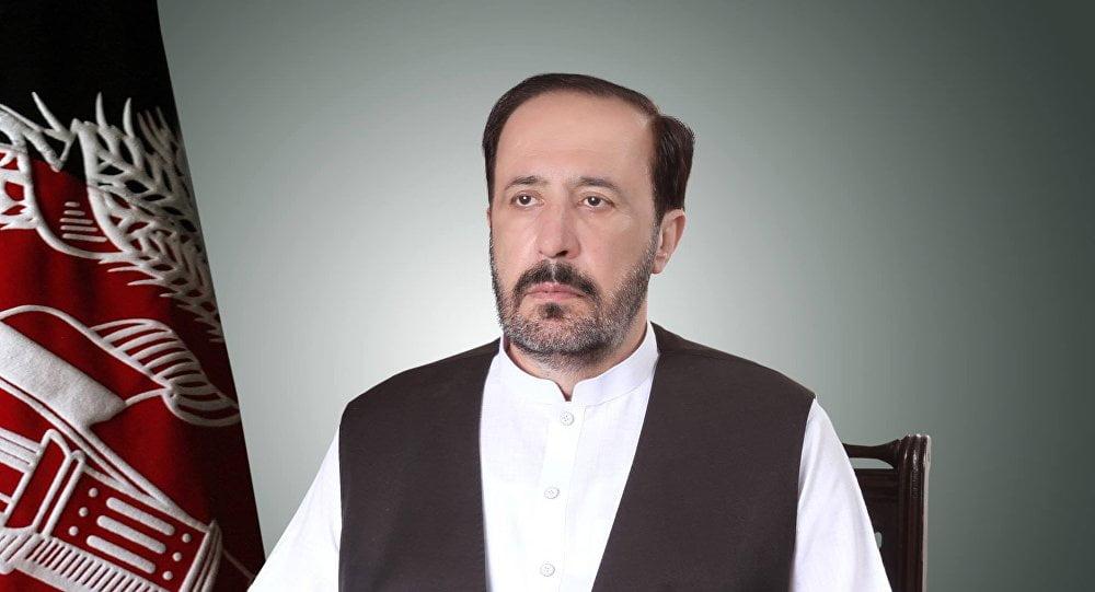 جنرال احمدزی - بازداشت احمدزی بدلیل ادعای فساد در ارگ