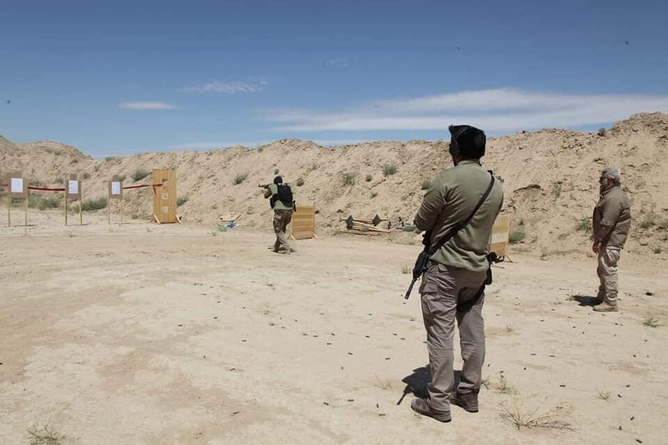 جنرال دوستم 1 - تصاویر/ قدرت نمایی جنرال دوستم برای طالبان