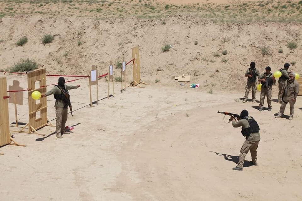 جنرال دوستم 10 - تصاویر/ قدرت نمایی جنرال دوستم برای طالبان