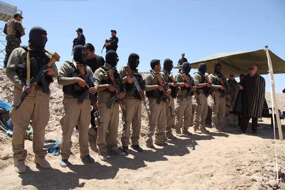 جنرال دوستم 4 - تصاویر/ قدرت نمایی جنرال دوستم برای طالبان