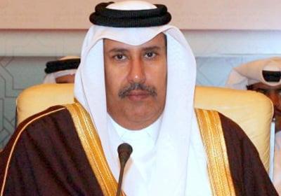 حمد بن جاسم آل ثانی - اتهام زنی صدراعظم پیشین قطر به عربستان