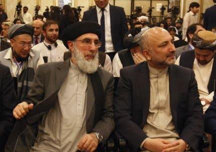 حکمتیار - توصیه انتخاباتی حکمتیار به طالبان