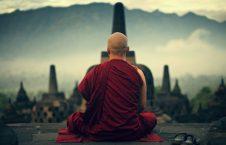 راهب 226x145 - راهبی که چهل سال روی یک ستون زنده گی کرد + تصاویر