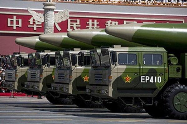 راکت بالستیک - کمک چین به پلان توسعه راکت های بالستیک عربستان