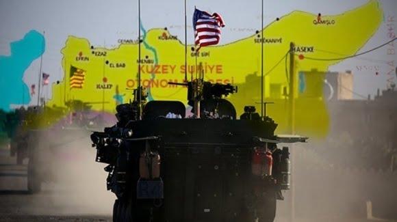 سوریه 1 - اختلاف میان کشورهای اروپایی با امریکا در پیوند به ایجاد منطقه امن در شمال سوریه