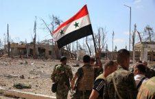 سوریه 226x145 - عملیات موفقیت آمیز اردوی سوریه علیه تروریستها