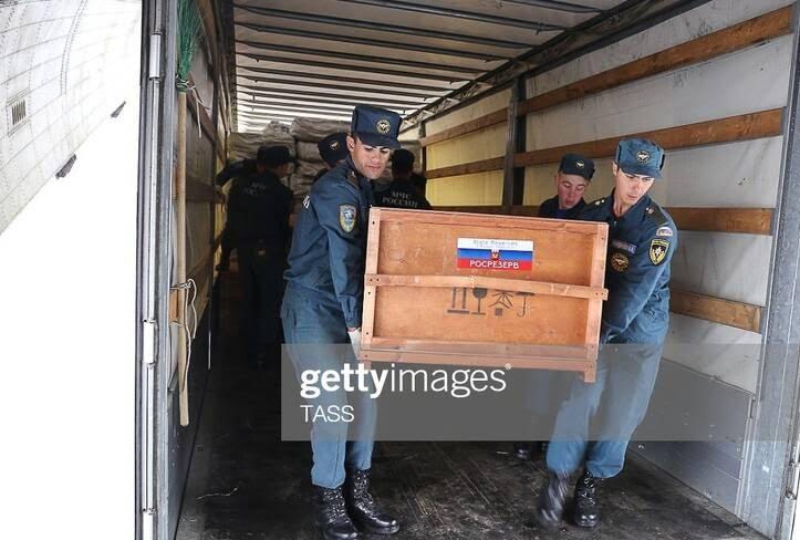 سیل روسیه 5 - تصاویر/ جاری شدن سیلاب ها در مناطقی از روسیه