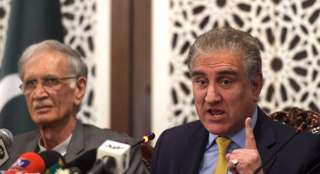 شاه محمود قریشی - پیام وزیر امور خارجه پاکستان در پیوند به سخنان اخیر رییس جمهور امریکا