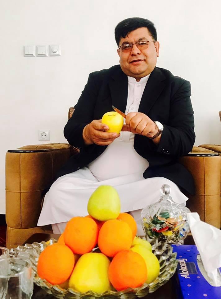 شاه حسین مرتضوی - تصویر/ واکنش شاه حسین مرتضوی به اظهارات عبدالله عبدالله