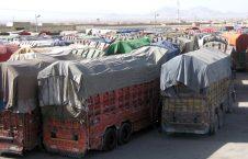 افزایش چشمگیر داد و ستد تجارتی افغانستان با پاکستان