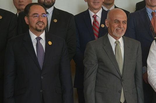 صلاح الدین ربانی اشرف غنی - صلاح الدین ربانی استعفا داد + متن نامه به رییس جمهور غنی