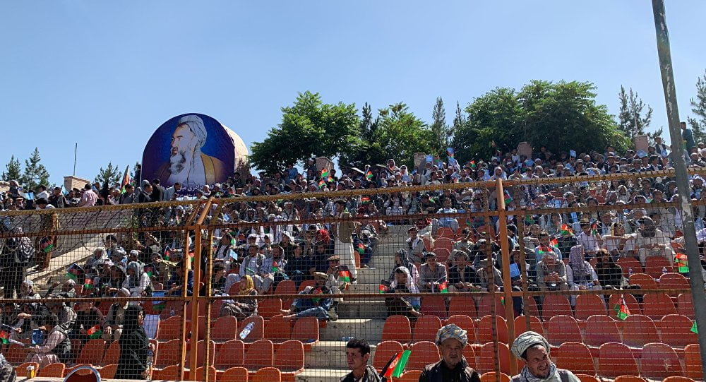 صلح و اعتدال هواداران 2 - طرفداران تیم انتخاباتی صلح و اعتدال به میدان آمدند