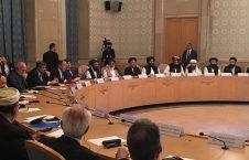 طالبان 1 226x145 - برگزاری یک نشست بین الافغانی در پاکستان
