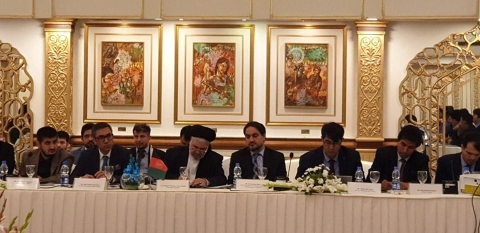 عالمی بلخی - اعلامیه وزیر امور مهاجرین و عودت کنندگان در ششمین اجلاس کمیته رهبری چهار جانبه ای منطقوی