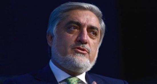 عبدالله عبدالله 550x295 - واکنش عبدالله عبدالله به پیام عیدی ملا هبت الله