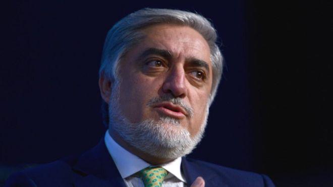 عبدالله عبدالله - پیام عبدالله عبدالله برای رییس جدید ولسی جرگه