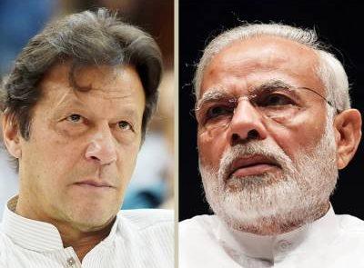 عمران خان مودی 400x295 - چراغ سبز عمران خان به مودی؛ پاکستان آماده مذاکره است
