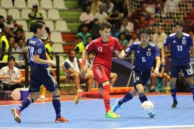 فوتسال 1 - کسب مقام نایب قهرمانی آسیا توسط تیم ملی فوتسال زیر ۲۰ سال افغانستان