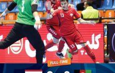 فوتسال 226x145 - راه یابی تیم ملی ۲۰ سال به دور نیمه نهایی جام قهرمانی فوتسال آسیا