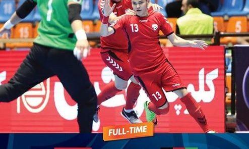 فوتسال 494x295 - راه یابی تیم ملی ۲۰ سال به دور نیمه نهایی جام قهرمانی فوتسال آسیا