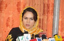 فوزیه کوفی 226x145 - هشدار فوزیه کوفی به رهبران حکومت وحدت ملی