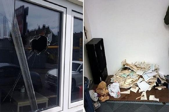 مسجد جرمنی2 - افزایش حملات ضد اسلامی به مساجد در جرمنی