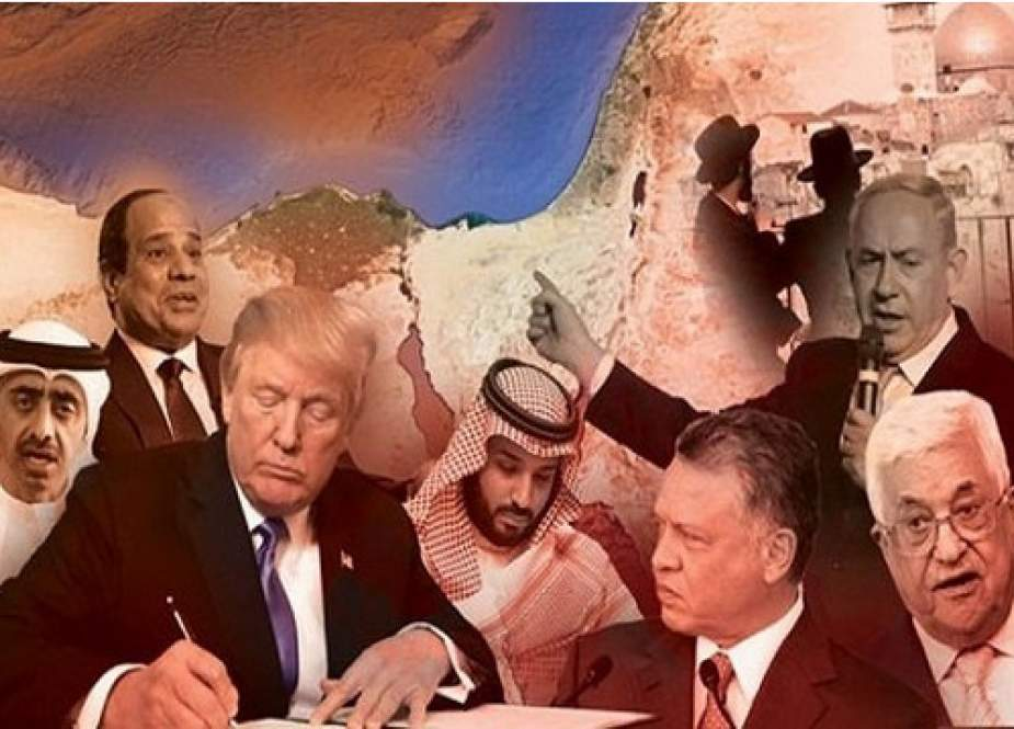 معامله قرن - واکنش مردم بحرین به نشست ضد فلسطینی منامه