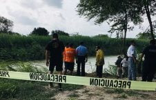 مهاجر جسد 5 226x145 - مرگ دردناک پدر و دختر مهاجر در سرحدات امریکا + عکس(18+)