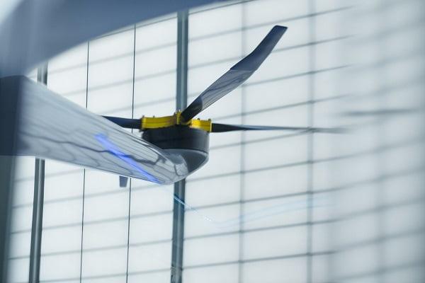 موتر پرنده 4 - موتری که می تواند در آسمان پرواز کند + تصاویر