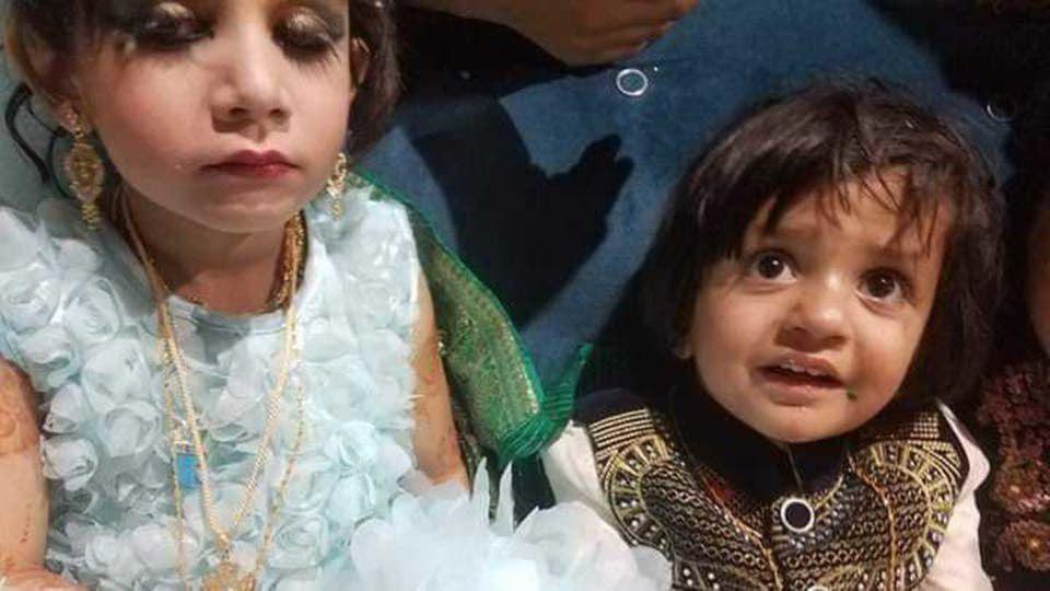 نامزاد - نامزادی دو طفل 4 ساله در کندهار + عکس