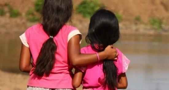 هند دختر 550x295 - تجاوز جنسی بالای یک دختر ۸ ساله مسلمان در هند