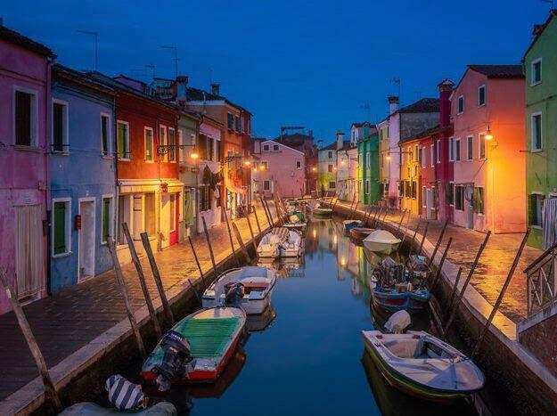 ونیز ایتالیا 2 - تصاویر/ جزیرهای زیبا در شمال ایتالیا