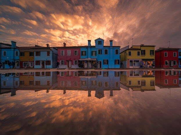 ونیز ایتالیا 5 - تصاویر/ جزیرهای زیبا در شمال ایتالیا